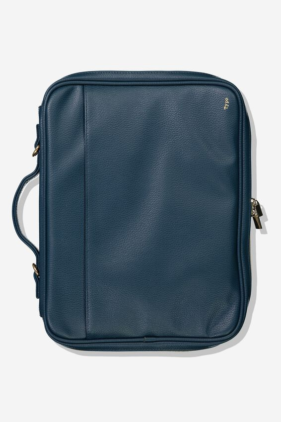 Mobile Laptop Folio, TEAL