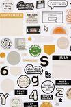 Sticker Book, GRID CHECK