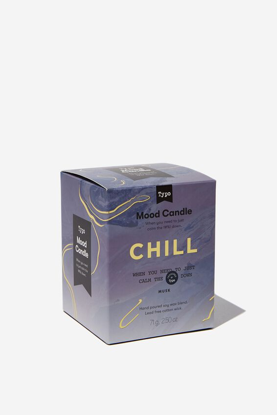 Mood Candle, CHILL