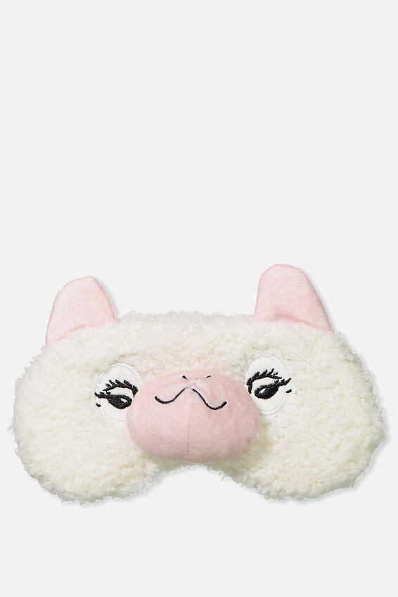 Premium Sleep Eye Mask, ALPACA