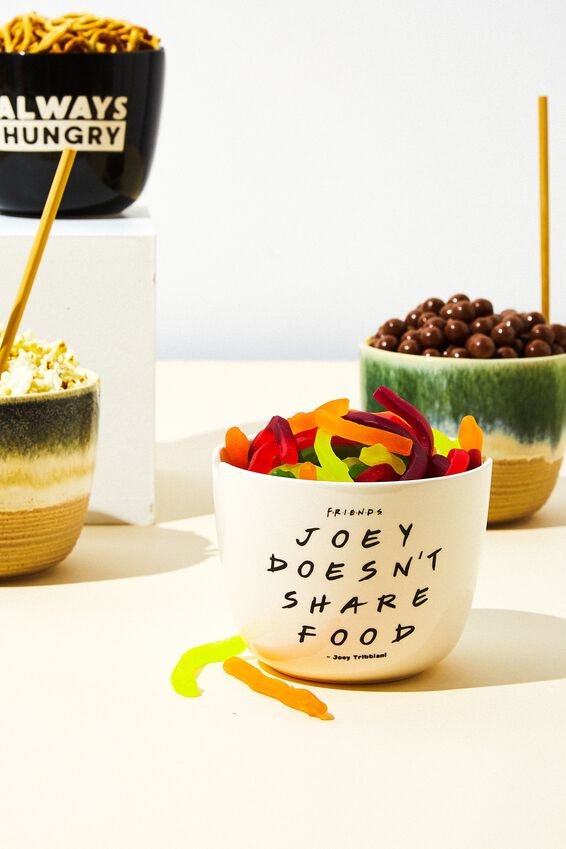 Feed Me Bowl, LCN WB FRI JOEY DOESNT SHARE