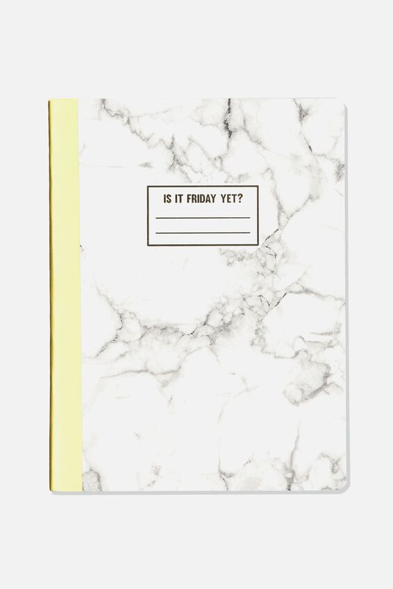 Compo Notebook, MARBLE