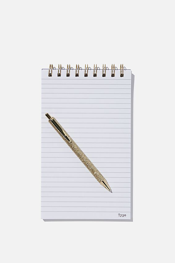 Flipout Notepad Recycled, EYES ROLLING