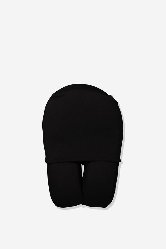 Neck Pillow, BLACK