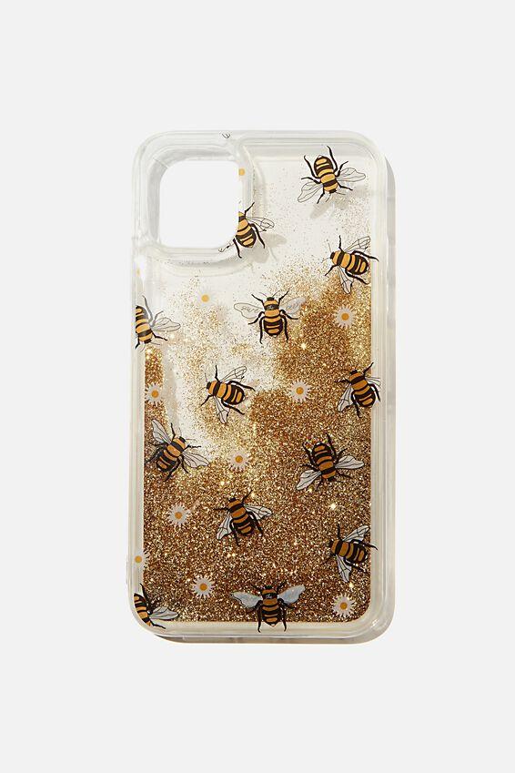 Shake It Phone Case Iphone 11, BUMBLE BEE