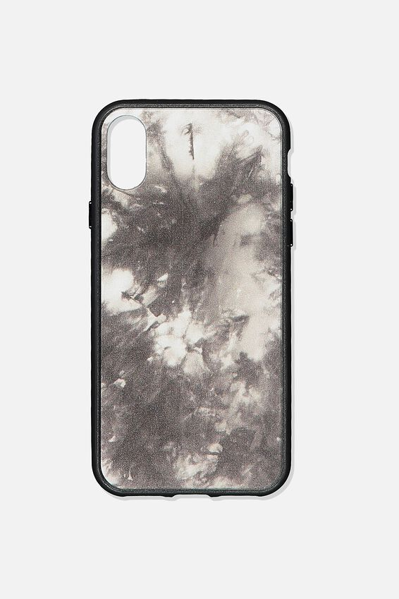 Snap On Protective Phone Case X, Xs, TIE DYE WAVES