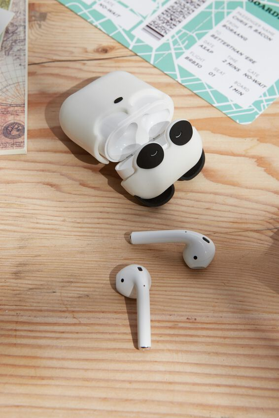 Novelty Ear Pod Sleeve, PANDA