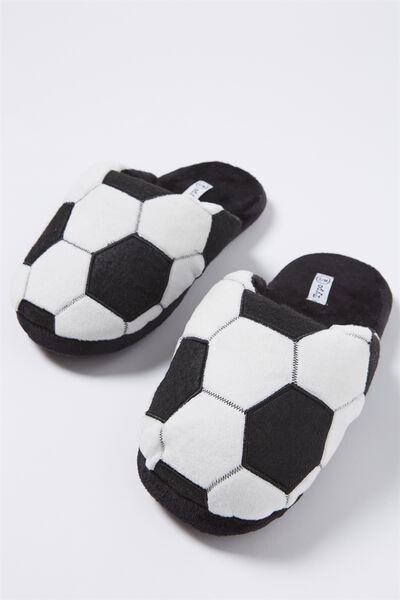 Novelty Slippers, SOCCER