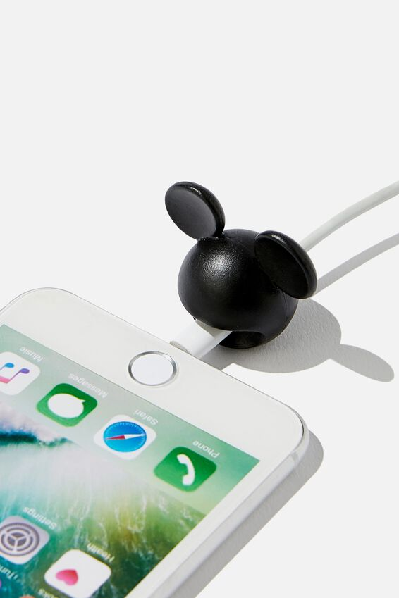 Disney Cable Cover, LCN DIS MICKEY HEAD