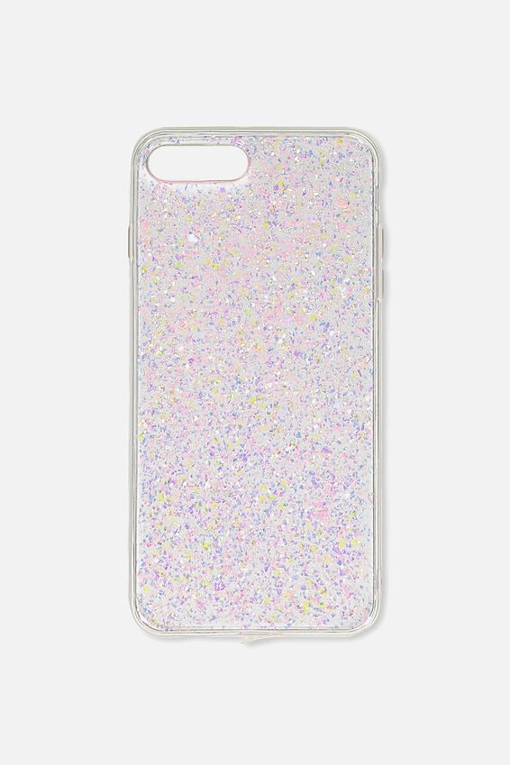 Printed Phone Cover 6,7,8 Plus, PINK FOILING