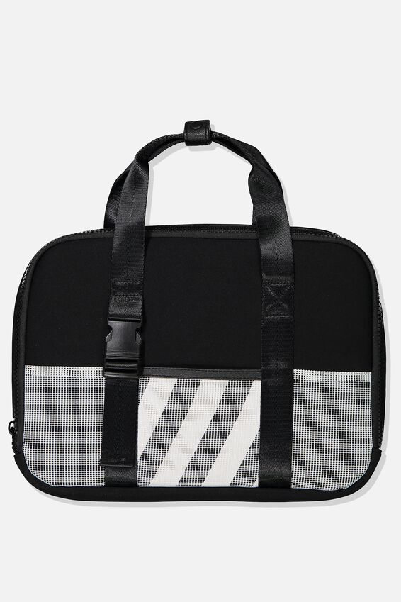 Metro Laptop Bag 13 Inch, BLACK