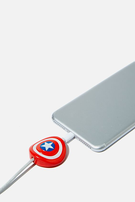 Marvel Cable Covers, LCN MARVEL CAPTAIN AMERICA