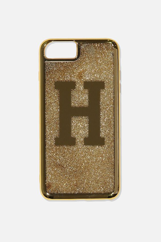 Shake It Phone Case 6, 7, 8 Plus, GOLD H