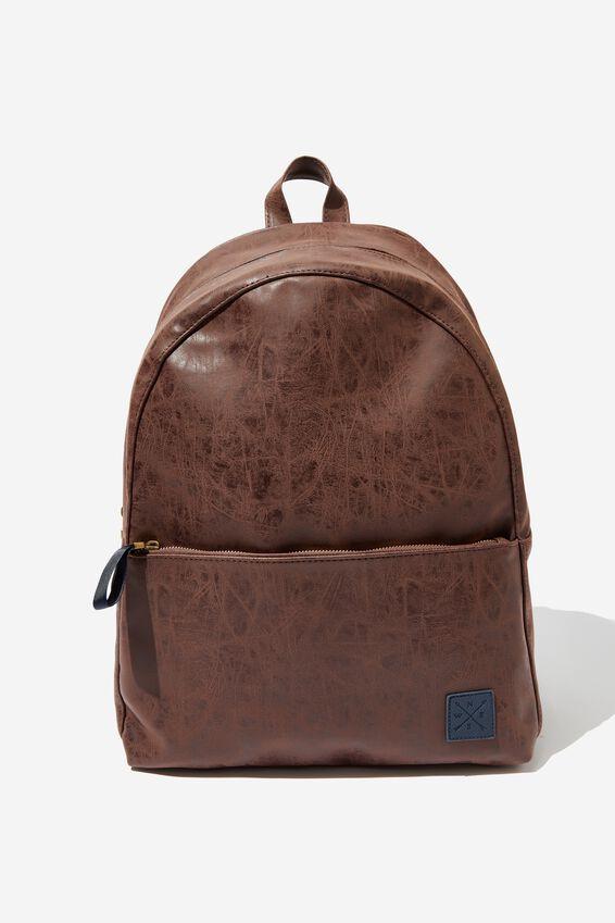 Scholar Backpack, RICH TAN