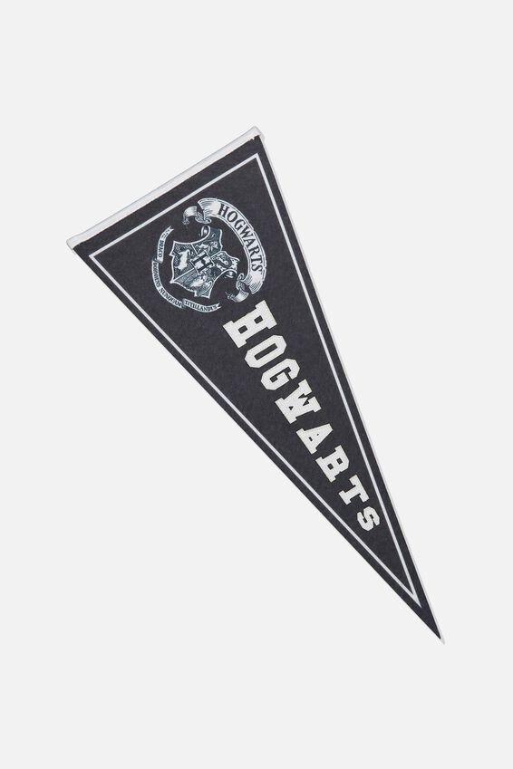 Harry Potter Pennant Wall Flag, LCN WB HP HOGWARTS