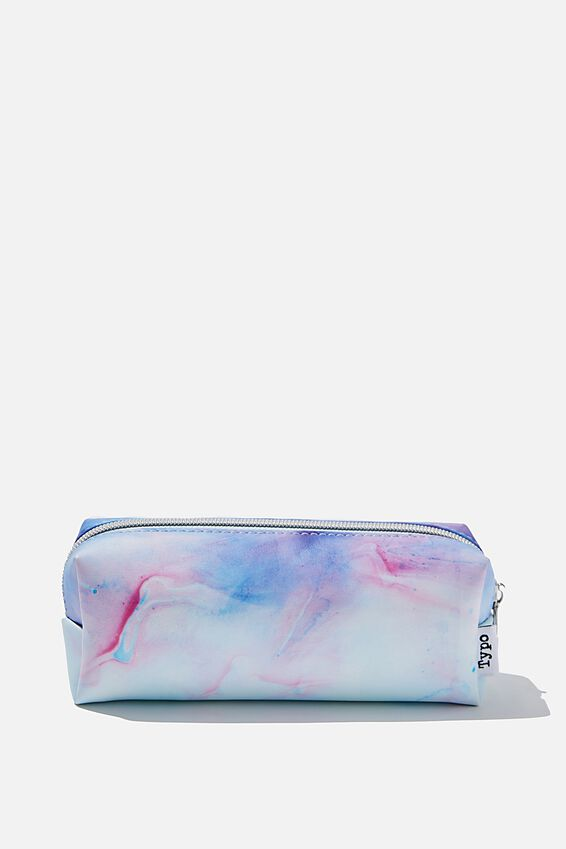 Bailey Pencil Case, PARADISE WATER COLOUR