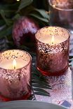 2 Pack Candle, ROSE GOLD
