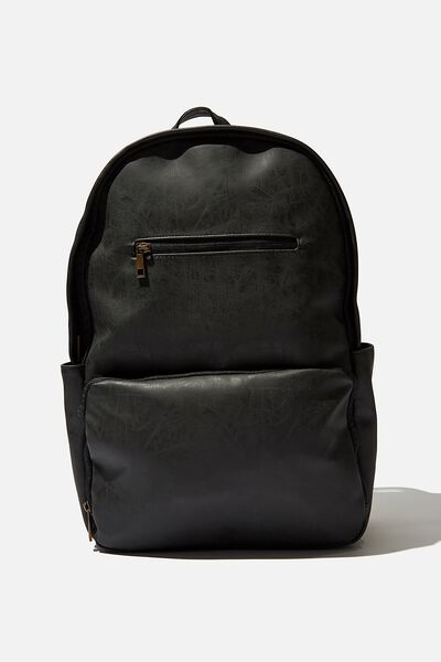 Formidable Backpack, TEXTURED BLACK