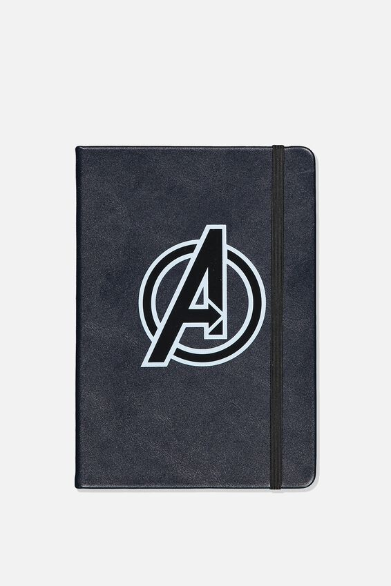 A5 Marvel Buffalo Journal, LCN MAR AVENGERS