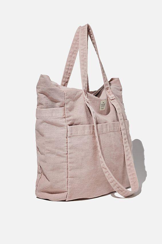 The Studio Tote Bag, NUDE PINK