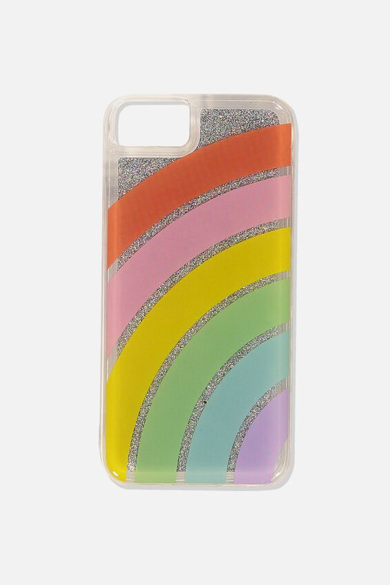Shake It Phone Case Universal 6,7,8, RAINBOW