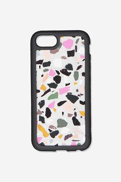 Superior Phone Case Universal 6,7,8, BRIGHT TERRAZZO