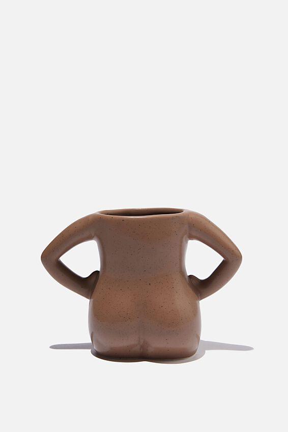 Novelty Shaped Mug, ROUND BODY