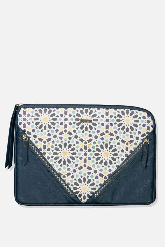 Premium Laptop Case 13 inch, TILES