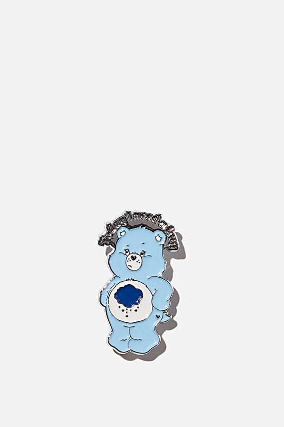 Care Bears Enamel Badge, LCN CLC CARE BEARS
