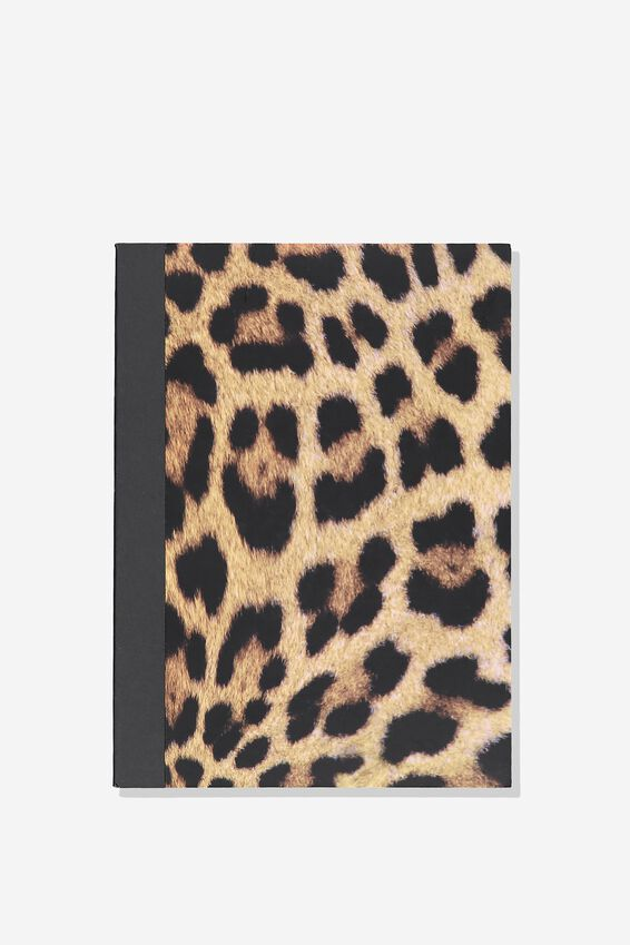 A5 Graduate Journal, LEOPARD
