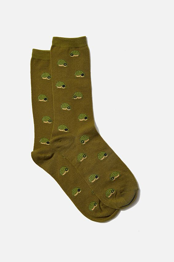 Socks, TURTLES