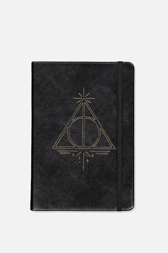 A5 Harry Potter Buffalo Journal, LCN HP DEATHLY HALLOWS