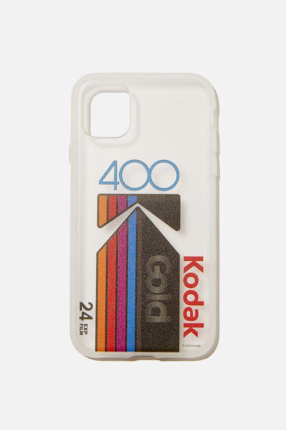 Kodak Protective Phone Case iPhone 11, LCN KODAK