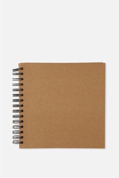 Guest Book 8X8, CRAFT