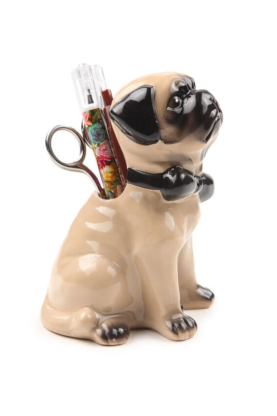 Pen Holder, PUG