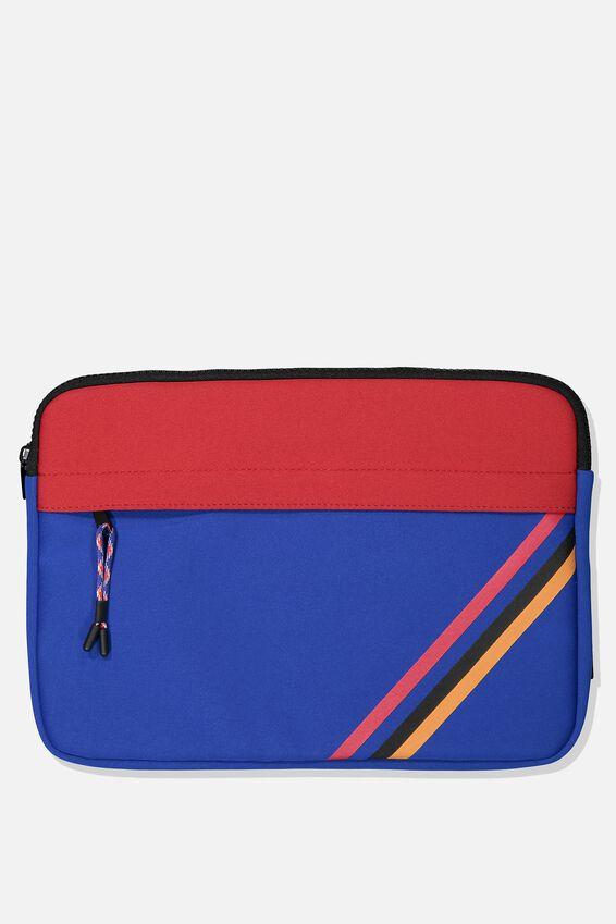 Metro Laptop Case 13 Inch, BLUE