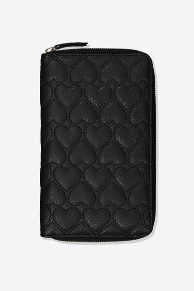 Odyssey Travel Compendium, QUILTED HEART