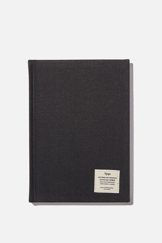 A5 Sketch Notebook, BLACK