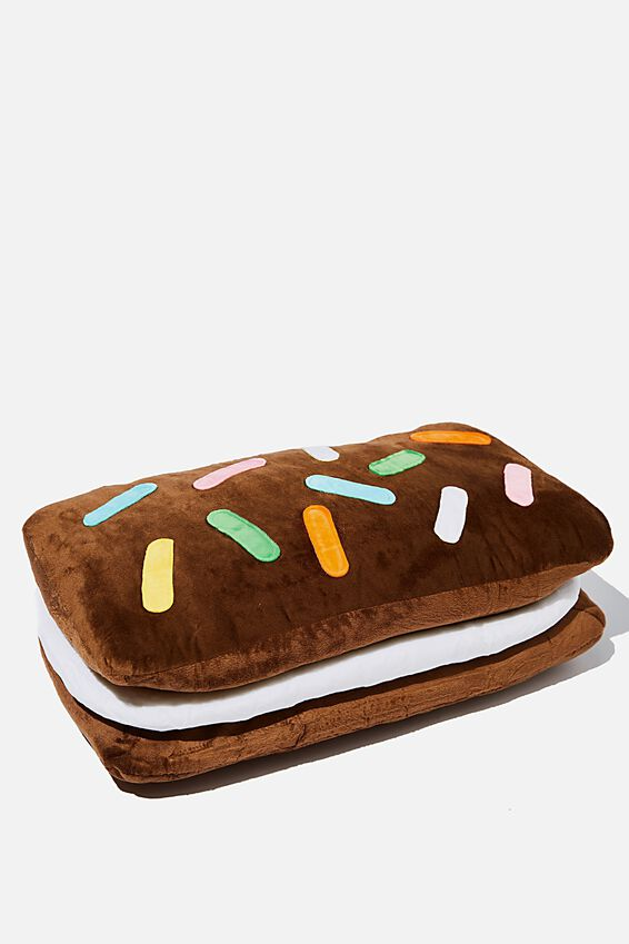 Cushy Cushion, ICE CREAM SANDWICH