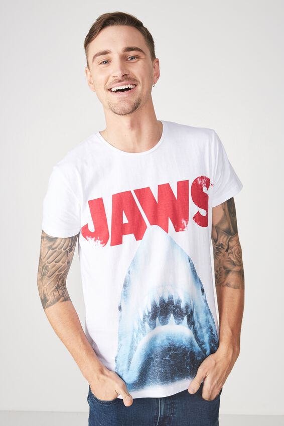 Novelty Tshirt, LCN JAWS