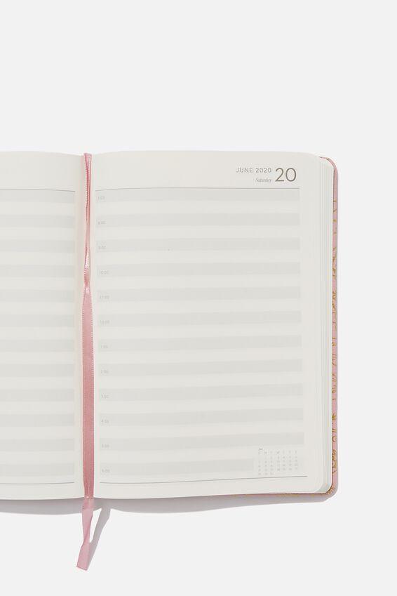 2020 A5 Daily Buffalo Diary, PAISLEY