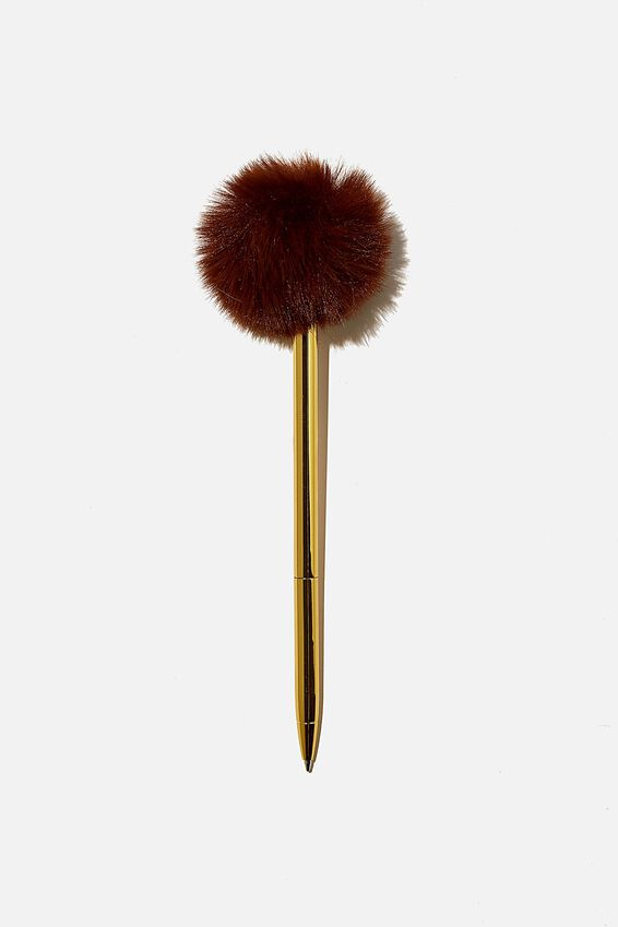 Fluffy Pen, CHOC