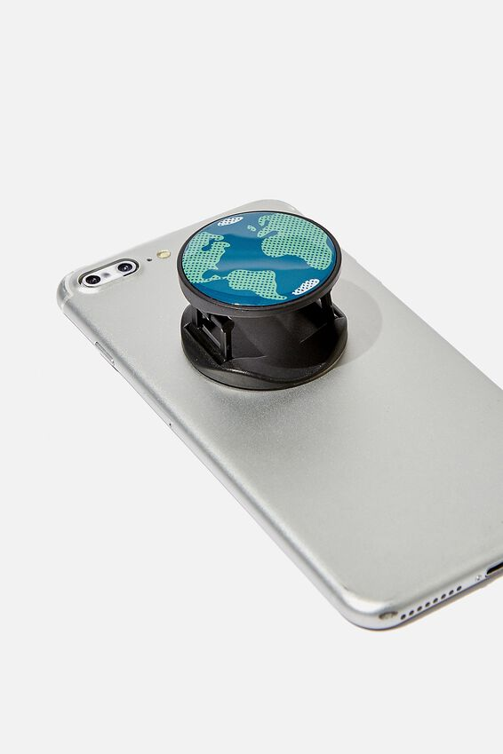 Phone Grip, WORLD MAP