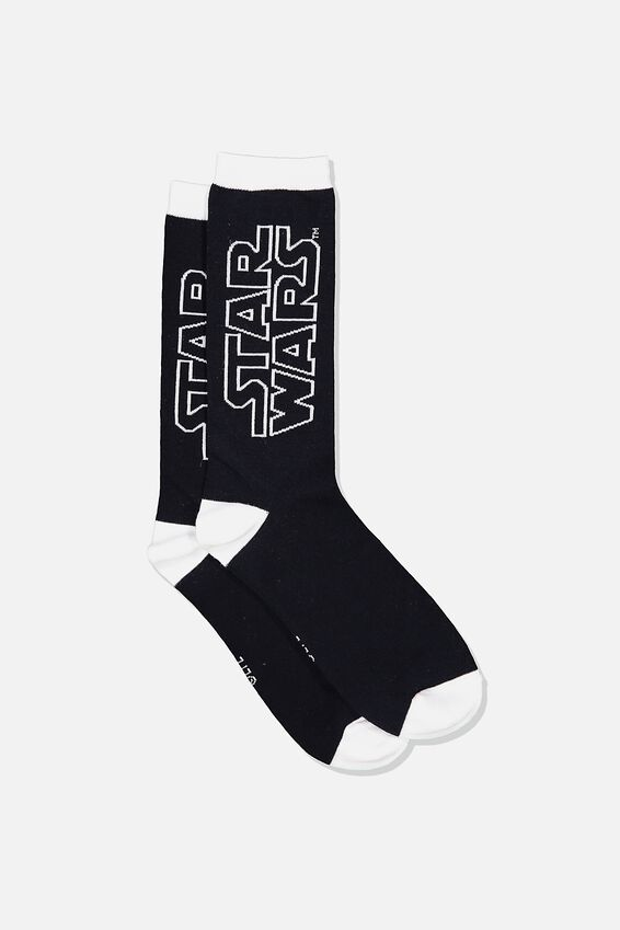 Star Wars Socks, LCN LU STAR WARS LOGO