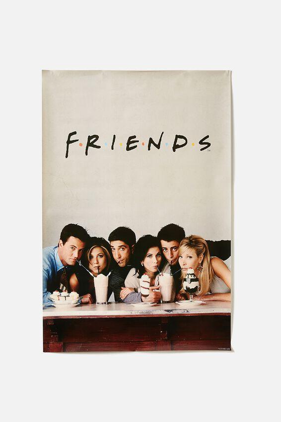 Friends Poster, LCN WB FRIENDS