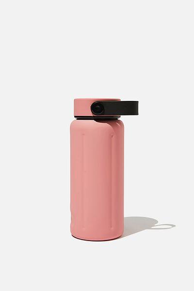 The Traveller Drink Bottle, DUSTY ROSE