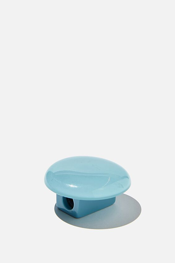 Resin Sharpener, DENIM BLUE