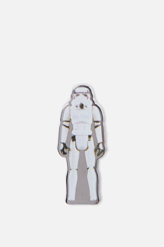 Star Wars Enamel Badge, LCN STORM