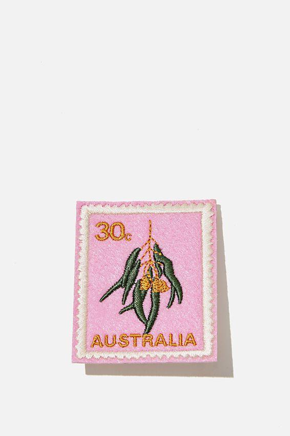 Fabric Badge, AUS STAMP