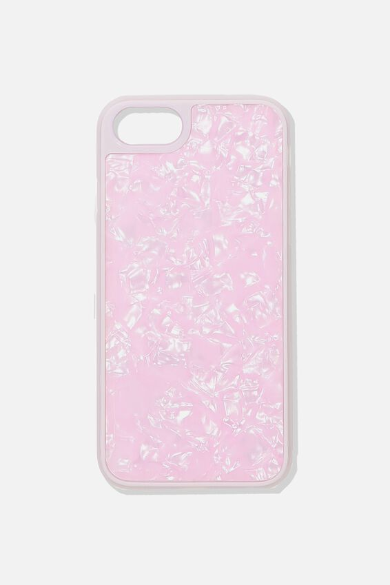 Snap On Protective Phone Case 6, 7, 8, BLUSH PEARL